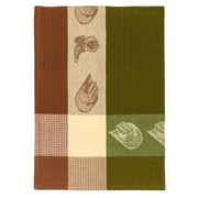 Loon Peak Cowboy 100pct Hand-Woven Cotton Dishcloth (Set of 6)
