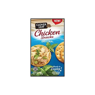 Clover Leaf – Gueuleton de poulet, 99 g