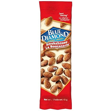 Blue Diamond - Amandes Smokehouse 23 g, paq./18