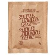 SUCRE À L'ÉTAT BRUT - Sachets de sucre, 1000/bte