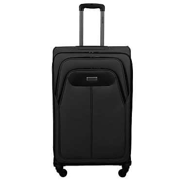 Kenneth Cole – Valise de voyage Reaction Excursion 2.0 1200D, 28 po, noir (KCR571225502)