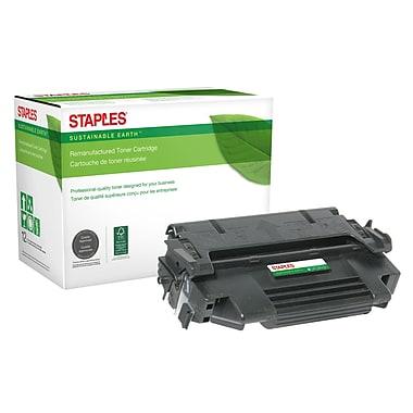 Staples Sustainable Earth Reman Black Toner Cartridge, HP 98A (92298A) (SEB98AR)