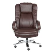 Red Barrel Studio Granville Ergonomic Faux Leather Executive Chair