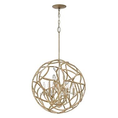 Willa Arlo Interiors Deandre 6-Light Globe Pendant
