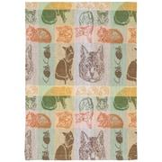 Red Barrel Studio Cat Jacquard 100pct Cotton Dishcloth (Set of 6)