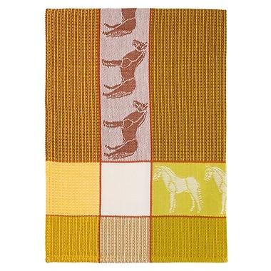 Loon Peak Horse 100pct Hand Woven Cotton Dishcloth (Set of 6)