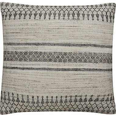 Bungalow Rose Pablo Tribal Pattern Bamboo Throw Pillow