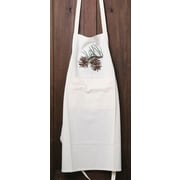 August Grove Pine Cone Apron