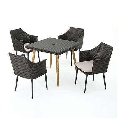 George Oliver Butler 5 Piece Dining Set