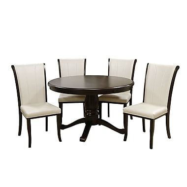 Darby Home Co Damiana 5 Piece Dining Set