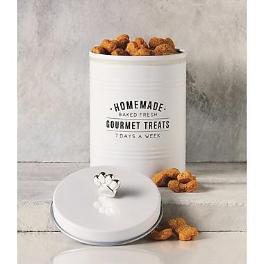 Darby Home Co Gourmet 2.25 qt. Pet Treat Jar