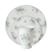 August Grove Onida Bone China Rose 12 Piece Dinnerware Set, Service for 4