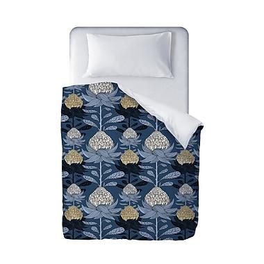 Bay Isle Home Sanibel Blossom Duvet Cover; Twin
