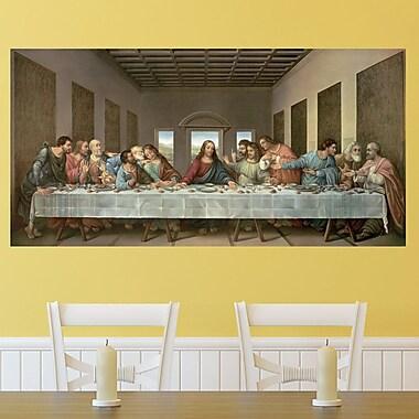 Astoria Grand 'The Last Supper' by Leonardo Da Vinci Graphic Art Print on Wrapped Canvas