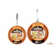 Master Pan Original 2 Piece Copper-Core Non-Stick Frying Pan Set (Set of 2)