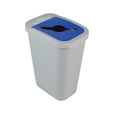 Busch Systems Billi Box Single Mixed 10 Gallon Recycling Bin