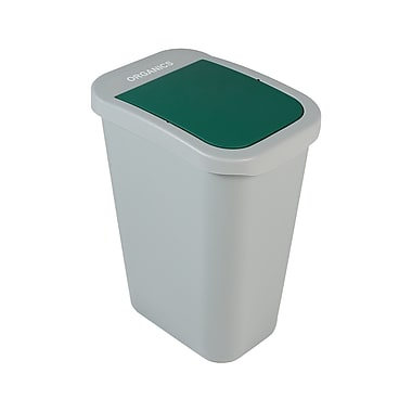 Busch Systems Billi Box Single Organics 10 Gallon Recycling Bin
