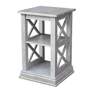 Highland Dunes Gabby Accent End Table w/ Storage
