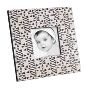 Bungalow Rose Market Diamond Printed Picture Frame