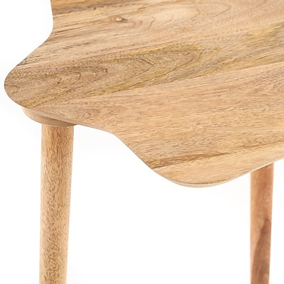 Bungalow Rose Mohammedia End Table
