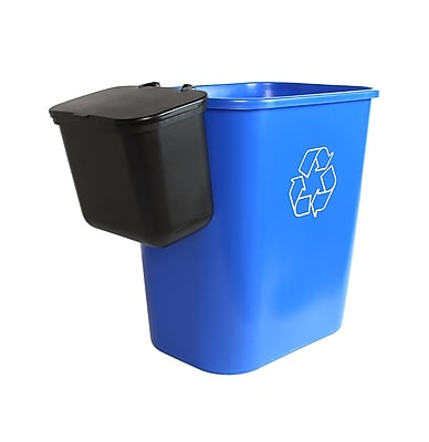 Busch Systems Office Combo 7.75 Gallon Recycling
