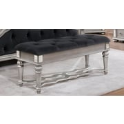 Rosdorf Park Brunilda Upholstered Bedroom Bench
