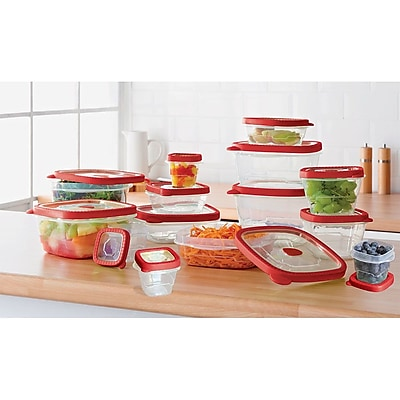 Symple Stuff 14-Container Food Storage Set WYF078281880931