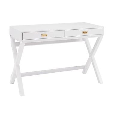 Rosdorf Park Karole Writing Desk; White