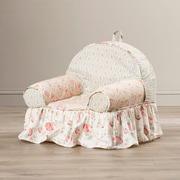 Harriet Bee Oxford Kids Cotton Club Chair