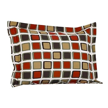 Harriet Bee Statham Flange Pillow Sham
