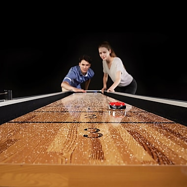 MD Sports Arcade 9' Shuffleboard Table