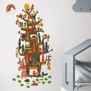 Oopsy Daisy My Tree House Peel and Place Wall Decal
