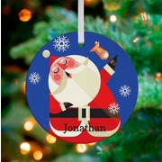 Oopsy Daisy Personalized Old St. Nicholas Hanging Ornament