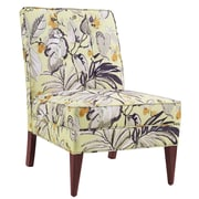 Bay Isle Home Hopbush Slipper Chair