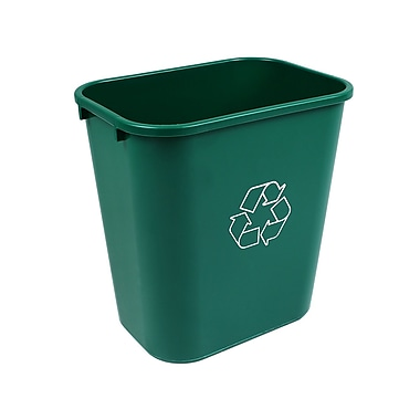 Busch Systems Mobius Loop 3.5 Gallon Recycling Bin