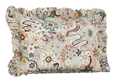 Harriet Bee Pavo Ruffled Pillow Sham