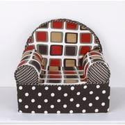 Harriet Bee Statham Kids Cotton Foam Chair