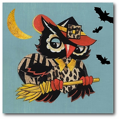 East Urban Home 'Trick or Treat' Graphic Art Print on Canvas