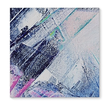 Varick Gallery 'Faded Dreams' Vertical Graphic Art Print on Canvas