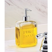 Charlton Home Karnak Pure Glass Pump Soap Dispenser