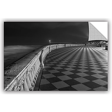 Ebern Designs 'Which Way' Photographic Print; 12'' H x 18'' W x 0.1'' D