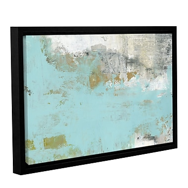 Ivy Bronx 'Lakeside' Framed Painting Print; 36'' H x 48'' W x 2'' D