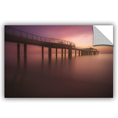 Ebern Designs 'Paradise in 4 Minutes' Photographic Print; 32'' H x 48'' W x 0.1'' D