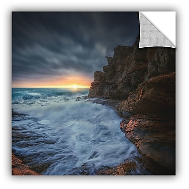 Ebern Designs 'Ray of Hope' Photographic Print; 24'' H x 24'' W x 0.1'' D