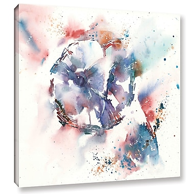 Latitude Run 'I Want to Be Alone' Painting Print on Wrapped Canvas; 24'' H x 24'' W x 2'' D