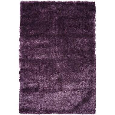 Ebern Designs Pilipenko Hand-Tufted Purple Area Rug