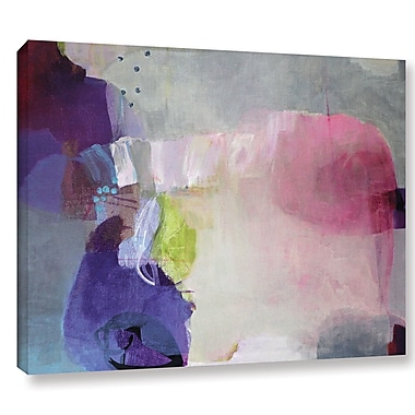 Ebern Designs 'Echoes of Desire II' Painting Print on Canvas; 8'' H x 10'' W x 2'' D
