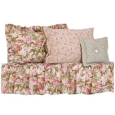 Harriet Bee Oxford Bedding Set; Full
