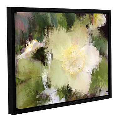 Ebern Designs 'True Treasures' Framed Print on Canvas; 36'' H x 48'' W x 2'' D