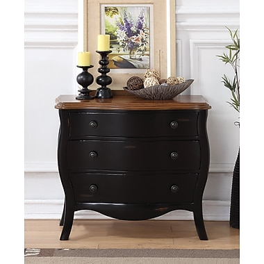 Darby Home Co Deniece 3 Drawer Accent Chest